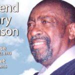 Reverend Henry Robinson
