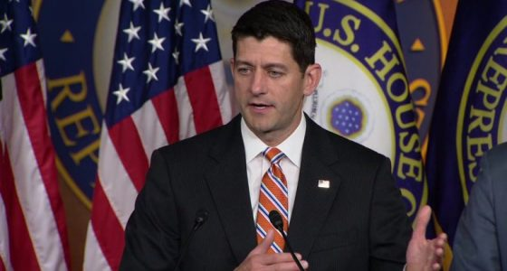 Ryan plans to retire from Congress in 2018