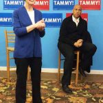 Senator Tammy Baldwin opens Milwaukee campaign office