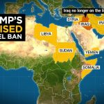 President Trump suffers new defeat on revised travel ban