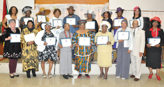 WAAW Center hosts 22nd Annual Face of Home Hat Luncheon