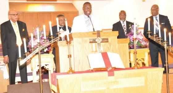 Zion Hill celebrates 60th 'Diamond Year' church anniversary