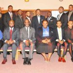 Zion Hill M.B.C. hosts American Baptist College Day